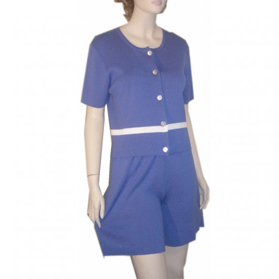 Perfect Short Set for Curisin' - Award Winning Designer - $19.99 - sz S - Blue