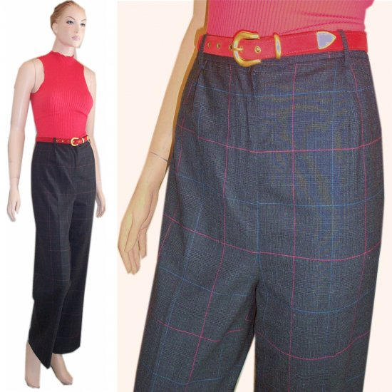 Stretch Wool Pants by August Silk * Charcoal * YOUR PRICE $19.99 - sz 4 * Retail $139