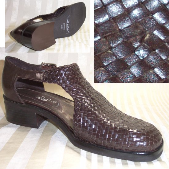 Brazilian Huarache Woven Sandals by Shannon Diego * YOUR PRICE $19.99 * SZ 6.5 * rETAIL $127