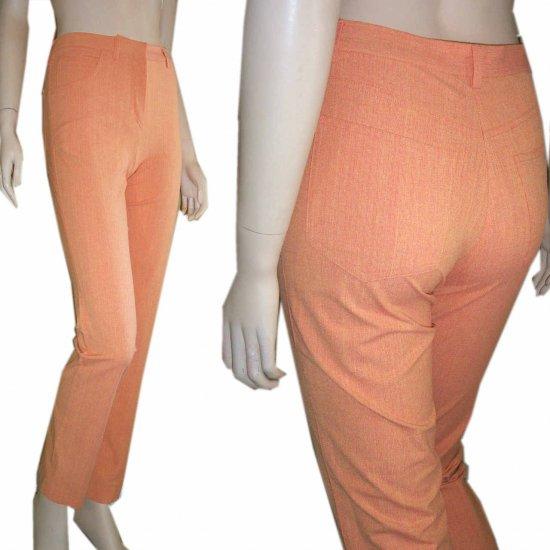 sz 4 - GUNEXT ITALY Pants - Tangerine - $29.99 - MSRP $269