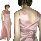 sz 6 CHETTA B EVENINGS Wrap Bodice 2-Pc SILK Gown $69.99 - List price $410