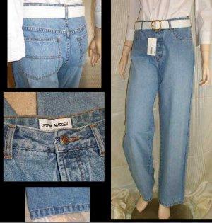Waist 30 STEVE MADDEN Faded Blue Jeans NEW $19.99