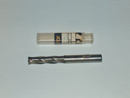 PERFOR CYLONDURONMAX HSS COBALT �12MM ROUGHING END MILL