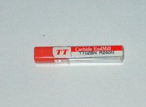 TT CARBIDE BALL END MILL TT02BN R250M RADIUS 2.5mm