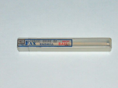 NACHI FAX SG SERIES BALL END MILL UA21 R3.2mm