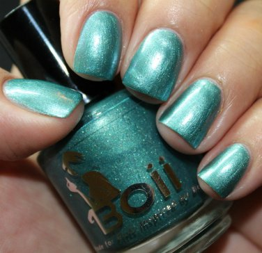 she is beauty - Boii Nail polish