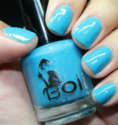 anything is possible - Boii Nail polish