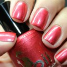your buring up - Boii Nail polish