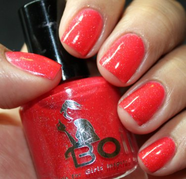 happiness and love - Boii Nail polish