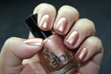 im a beautiful girl  - Boii Nail polish