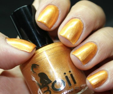 every girl has 2 personalities  - Boii Nail polish