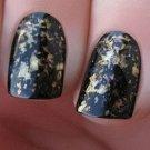 Gold flakie  Glitter Polish - Boii Nail polish
