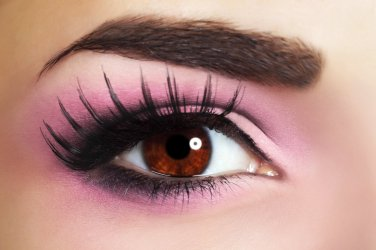 Blow me a kiss -pink eyeshadow - Boii cosmetics