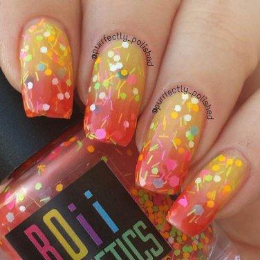 2 me u r perfect -  thermal color changing nail polish - Boiicosmetics