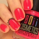 I'm confident and courageous - pink nail polish - boiicosmetics