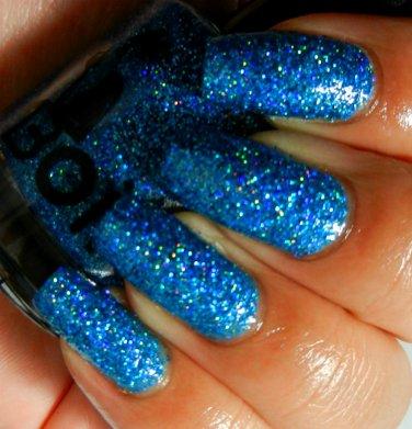 holo blue - Boii Nail polish