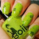 Boii Nail polish - i love green