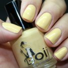 soft yellow - Boii Nail polish