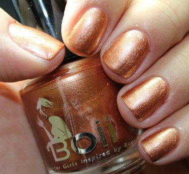 major brownie points - Boii Nail polish