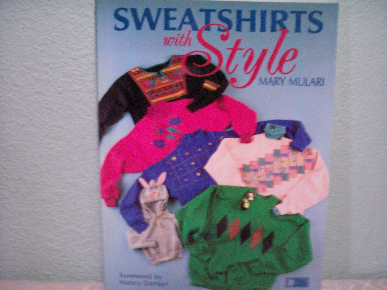 Sweatshirts with style by Mary Mulari