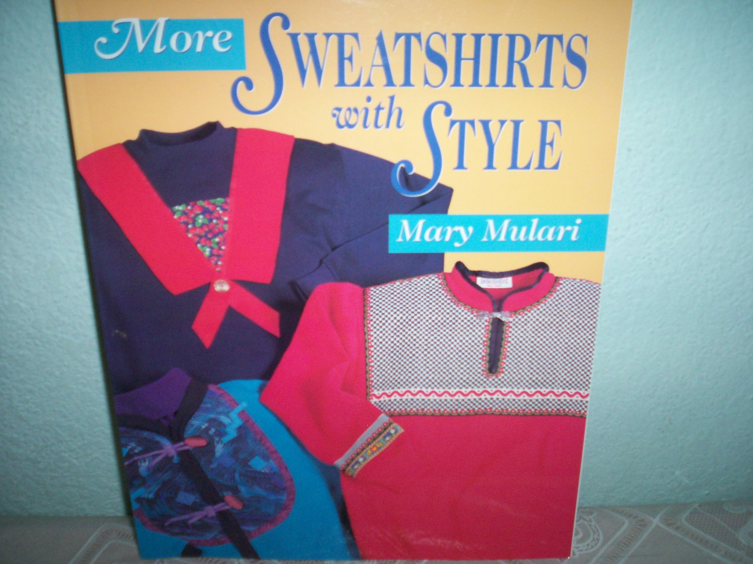 More Sweatshirts by Mary Mulari