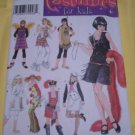 Simplicity 3657 costumes sewing pattern for kids