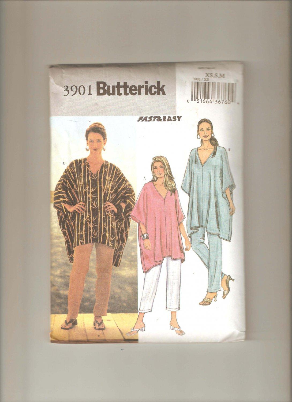 Butterick pattern 3901