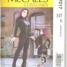 McCall's Costume M7217 Yaya Han's Ultimate Bodysuit
