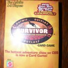 Survivor Playing Card Game