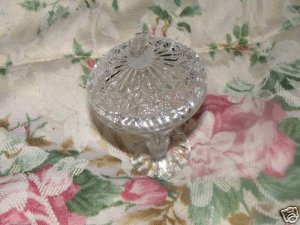 Hofbauer Brids Collection Trinket Jar Small Round