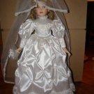 Porcelain Bridal Doll - Very Beautiful-Amazing Detail