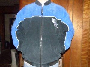 Men's Leather UK Wildcats Coat