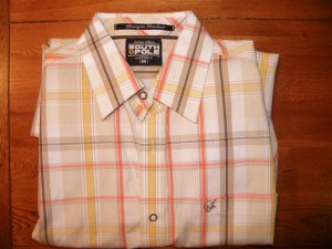 South Pole Men's Button Down Shirt NWOT