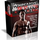 Agressive Marketing Tactics Template