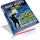 Money Secrets Volume 1