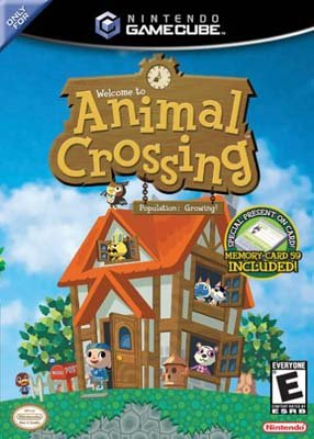 Animal Crossing Gamecube