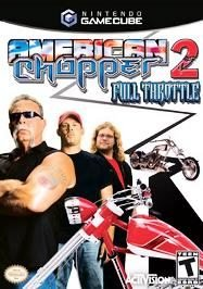 American Chopper Full Throttle Gamecube