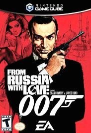 From Russia With Love Gamecube