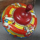 Ohio Art Merry Go Round Spinning Top 1953