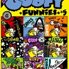 GOOFY FUNNIES #5 Dexter Cockburn Underground Comix