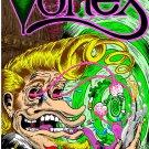 VORTEX #2 - Underground Comix Don Robinson