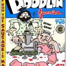 DOODLIN' FUNNIES #2 - Dexter Cockburn Underground Comix