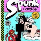 SPUNK COMICS #1 Underground Comix by Dexter Cockburn
