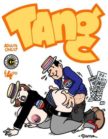 TANG - Underground Comix Dexter Cockburn