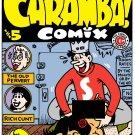 CARAMBA COMIX - Tijuana Bible Underground Comix
