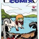 LAST BITS COMIX - Jay Bee Underground Comix