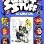 SWEET STUFF COMIX #2 - Dexter Cockburn Underground Comix