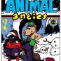 ANIMAL ANTICS #2 - Dexter Cockburn Underground Comix