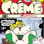 CREME COMICS #1 - Dexter Cockburn Underground Comix