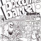 BOTTOM O THE BARREL COMIX #1 COVER ART - Dexter Cockburn Underground Comix